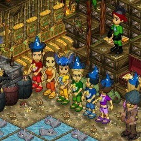 Disney's Virtual Magic Kingdom