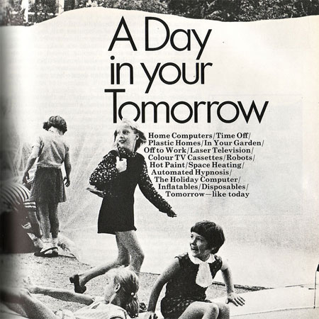 'A Day in your Tomorrow'
